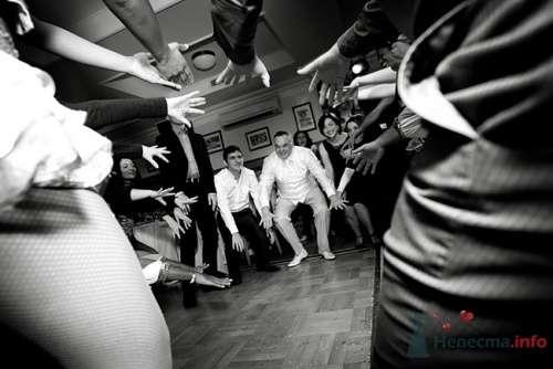 Танцы на свадебном банкете - фото 11874 Фотограф Владимир Будков