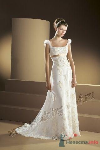 Свадебное платье Lugonovias 9117 - фото 2673  Weddingprof - роскошные свадебные платья