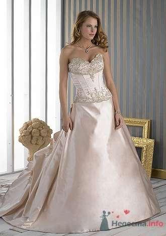 Свадебное платье Jacquelin Exclusive 9855 - фото 2700  Weddingprof - роскошные свадебные платья