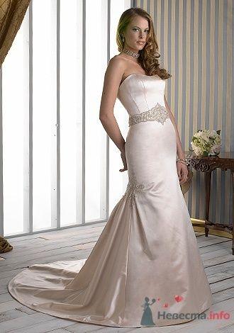Свадебное платье Jacquelin Exclusive 9856 - фото 2701  Weddingprof - роскошные свадебные платья