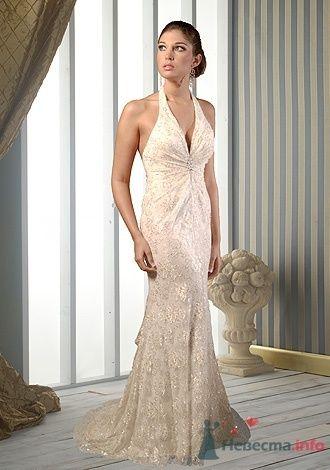 Свадебное платье Jacquelin Exclusive 9866 - фото 2706  Weddingprof - роскошные свадебные платья