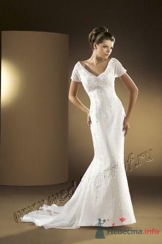 Lugonovias 9101 - фото 2865  Weddingprof - роскошные свадебные платья