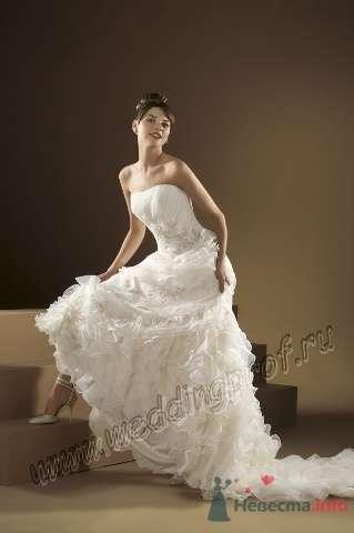 Lugonovias 9112 - фото 2869  Weddingprof - роскошные свадебные платья