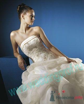 Lugonovias 8135 - фото 2875  Weddingprof - роскошные свадебные платья
