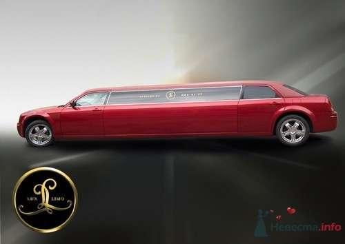 Chrysler 300C Бордо металлик - фото 2812 LuxLimo - прокат лимузинов