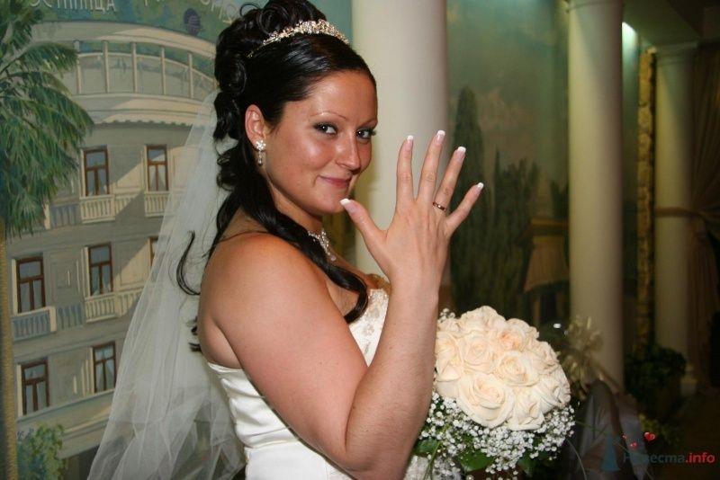 Фото 58405 в коллекции Мои фотографии - невеста 2009