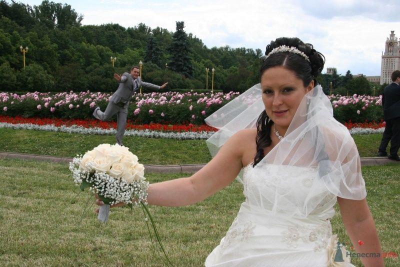 Фото 58411 в коллекции Мои фотографии - невеста 2009