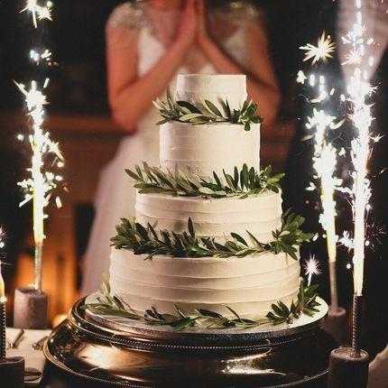 Фонтаны для торта