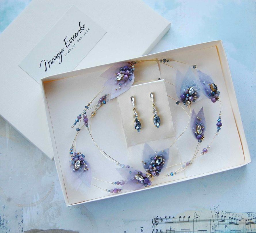 Фото 17200742 в коллекции Свадебные украшения - Мария Евсеенко - ювелирные украшения