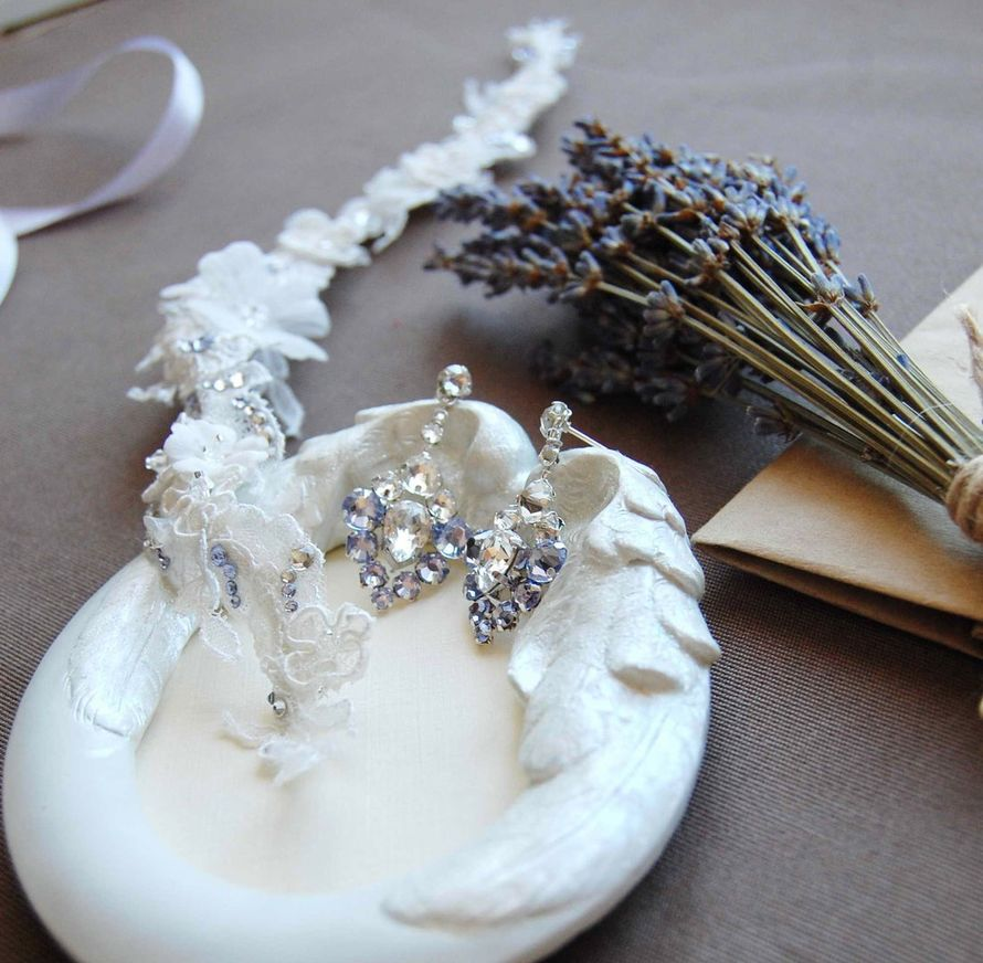 Фото 17200760 в коллекции Свадебные украшения - Мария Евсеенко - ювелирные украшения