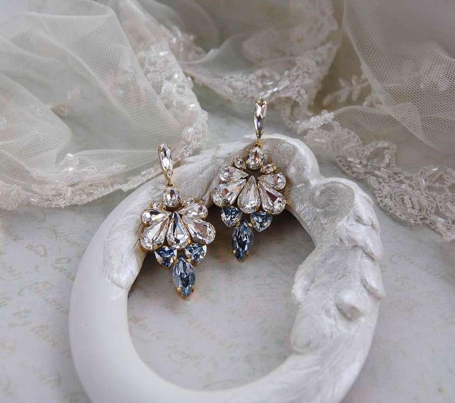 Фото 17200768 в коллекции Свадебные украшения - Мария Евсеенко - ювелирные украшения
