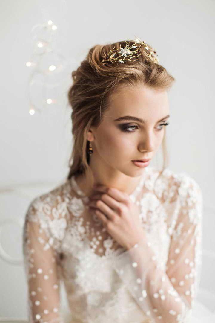 Фото 17200772 в коллекции Свадебные украшения - Мария Евсеенко - ювелирные украшения