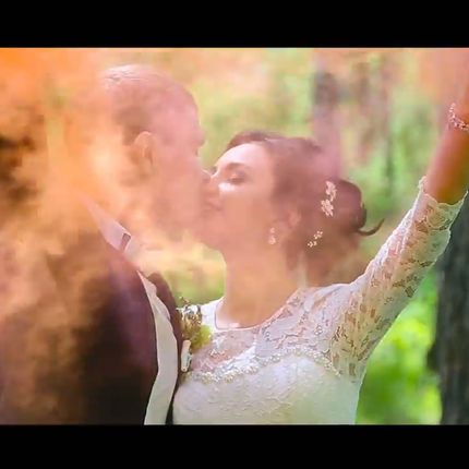 Видеосъемка, индивидуальная Love Story