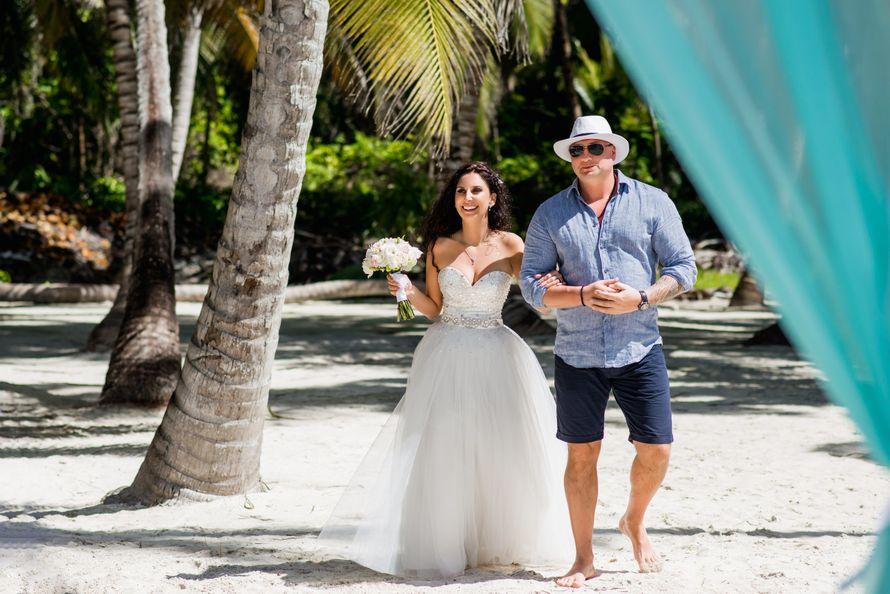 """Фото 17264312 в коллекции Свадьба на райском острове Саона - """"Travel Service"""" - организация свадьбы в Доминикане"""