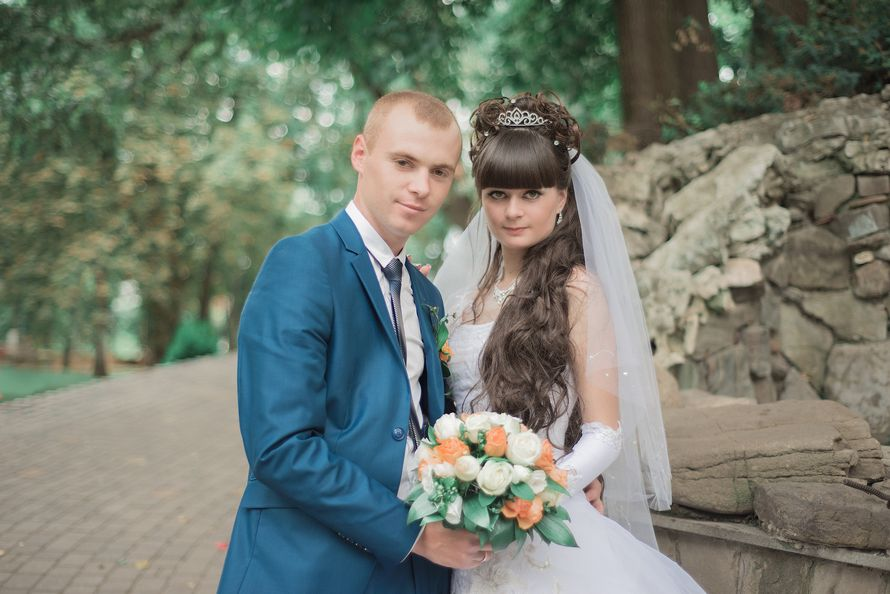 Фото 17276810 в коллекции Свадьбы - FotoFamily studio - фото-видеосъёмка