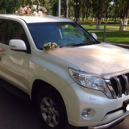 Аренда авто Toyota Land Cruiser Prado