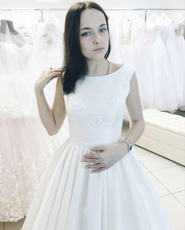 """Фото 18647740 в коллекции Свадебные платья 2019 г - """"Барышня"""" - свадебные платья"""