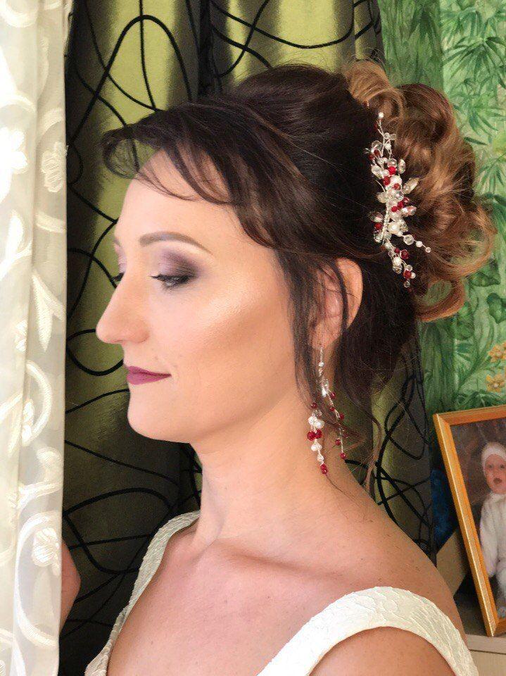 Фото 17314978 в коллекции Свадебный образ - Стилист Юлия Бакулина