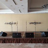 Звуковое оборудование на торжество