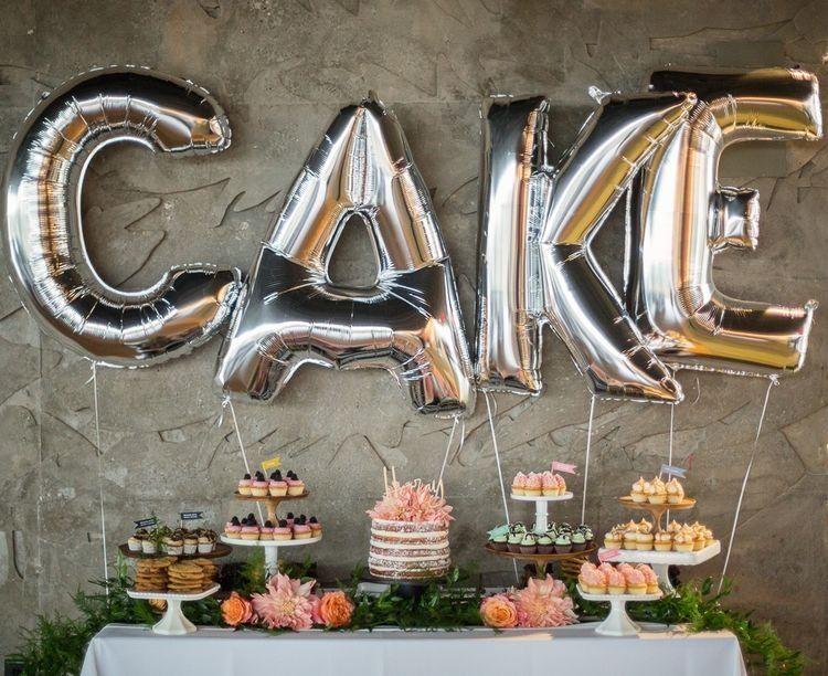 Фото 17357124 в коллекции Декор для свадьбы, девичника, фотосессии и др. - Pink Sky Balloons