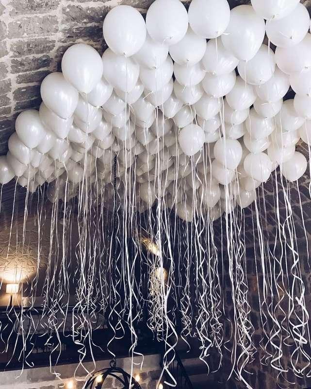 Фото 17357160 в коллекции Декор для свадьбы, девичника, фотосессии и др. - Pink Sky Balloons