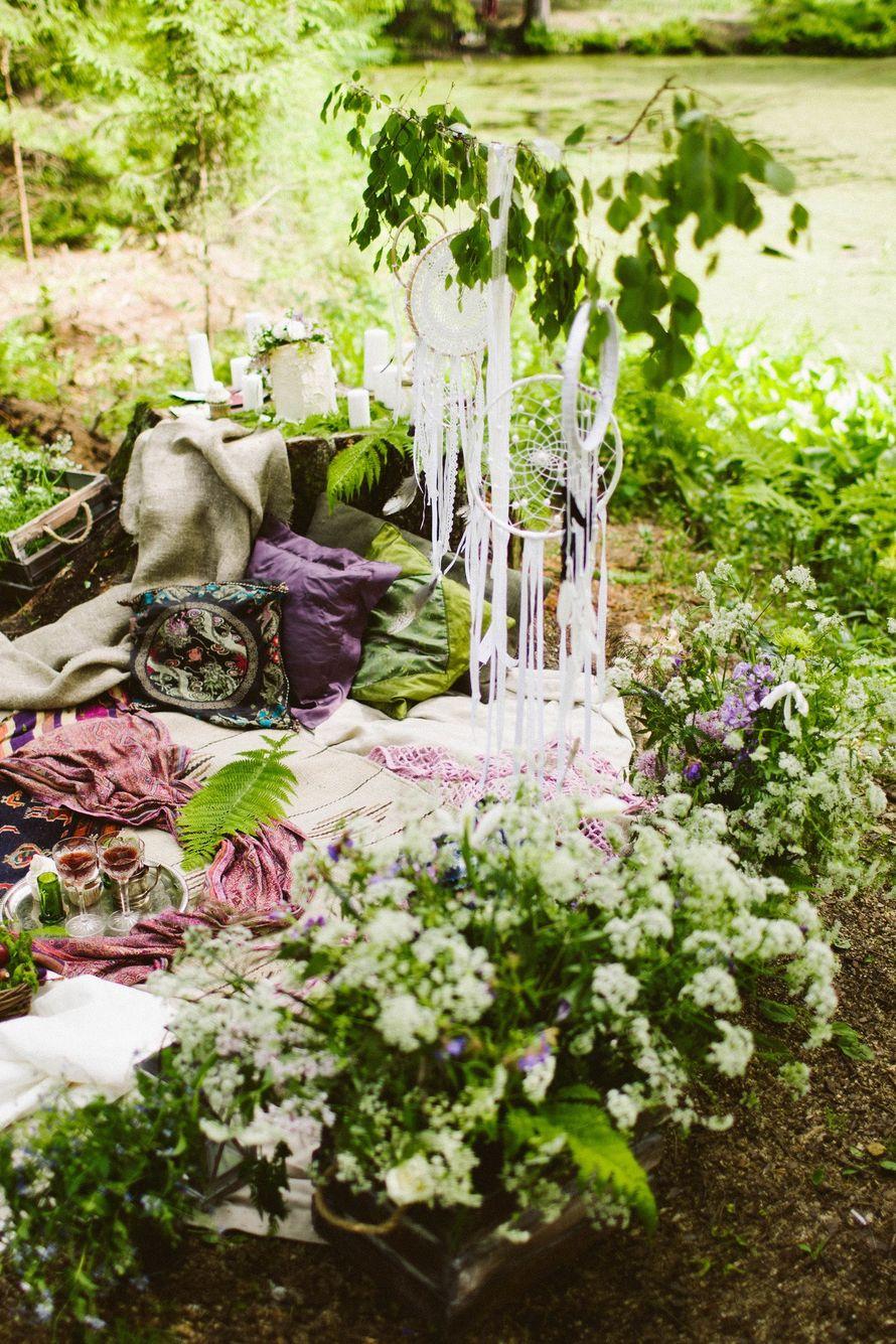 Фото 17368470 в коллекции Портфолио - Соцветие - полевые цветы и сухоцветы