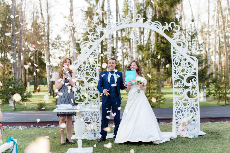 Фото 17397346 в коллекции Свадьба Леонида и Галины - Flower jewelry - студия оформления