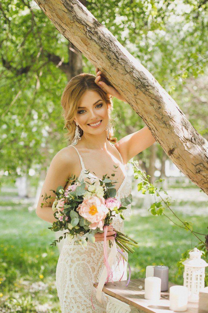 Фото 17408610 в коллекции Свадебные букеты - Салон цветов Lafaet