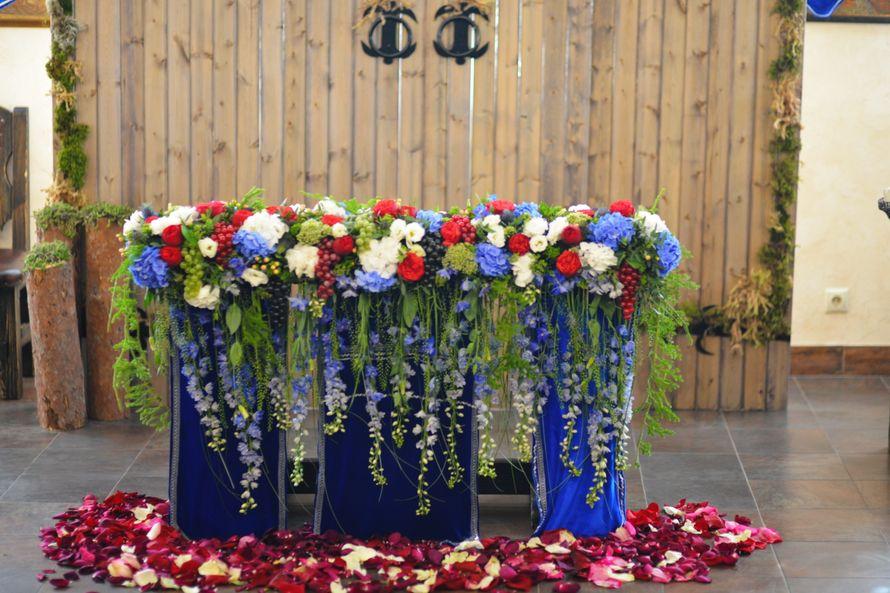 Фото 17408644 в коллекции Свадьба в замке - Салон цветов Lafaet