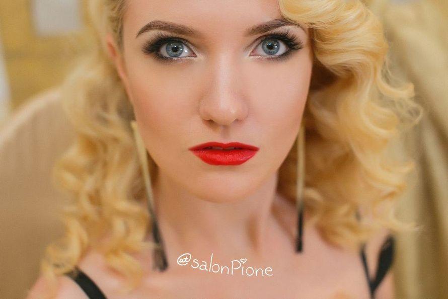 Фото 17408978 в коллекции Наши работы - Salon Pione - студия причёсок и макияжа
