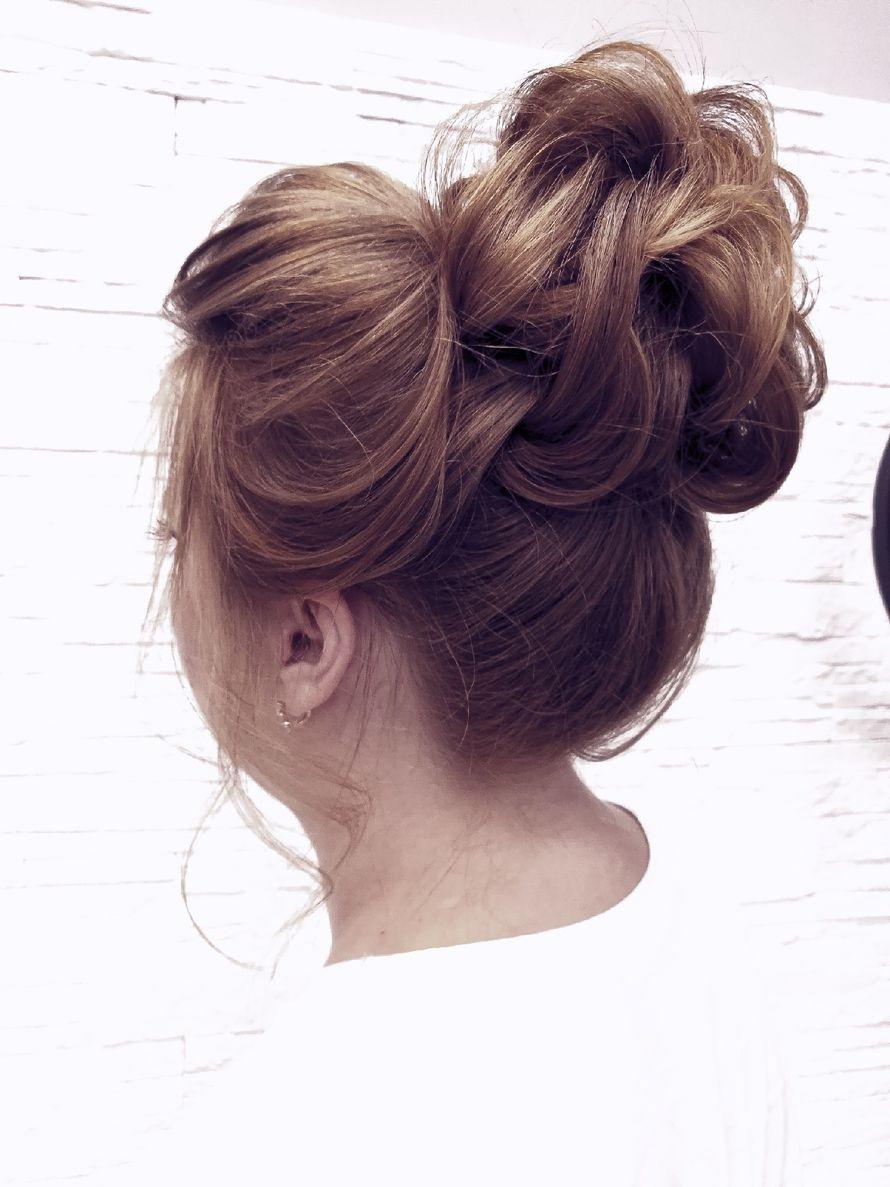 Фото 18876510 в коллекции Наши работы - Salon Pione - студия причёсок и макияжа