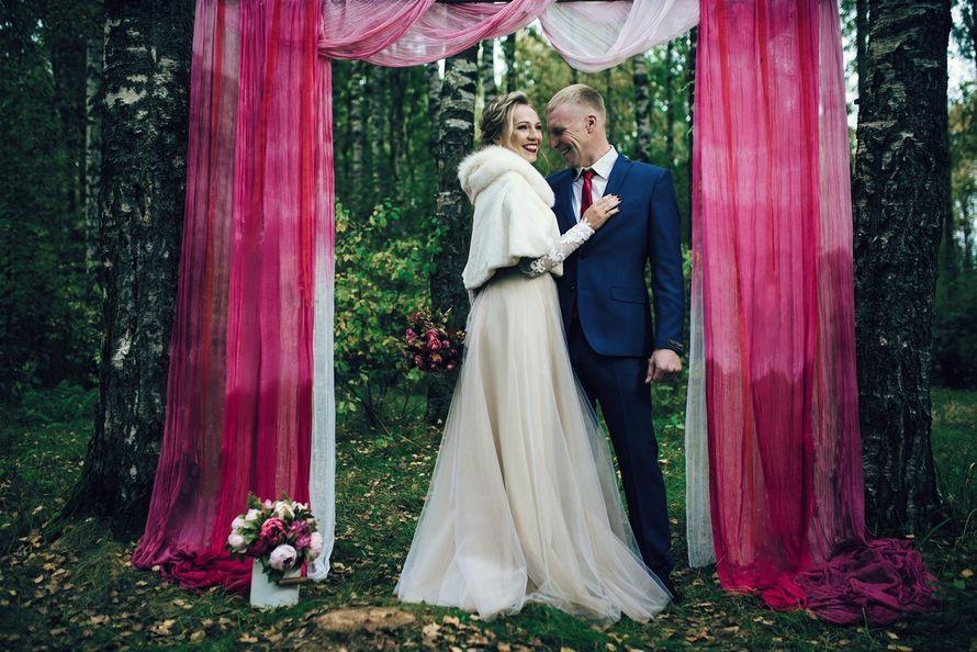 Фото 17430750 в коллекции Выездная регистрация брака - Beautiful Day ВН - аренда шатров и оформление