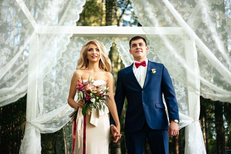 Фото 17430758 в коллекции Выездная регистрация брака - Beautiful Day ВН - аренда шатров и оформление