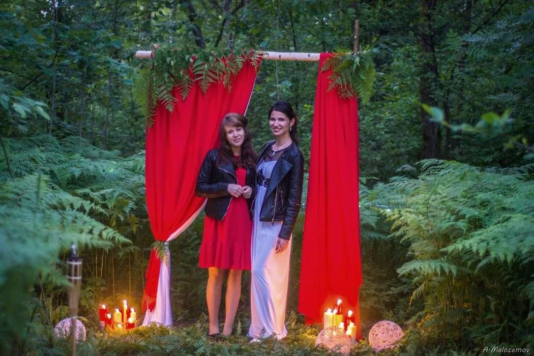 Фото 17430766 в коллекции Выездная регистрация брака - Beautiful Day ВН - аренда шатров и оформление