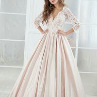 """Свадебное платье """"Китнес"""""""