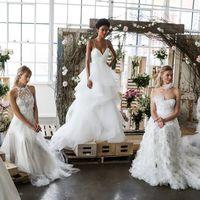 фотосессия салона свадебных платьев
