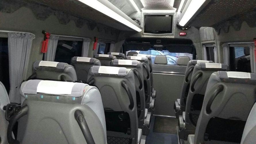 """Фото 17458850 в коллекции Микроавтобусы от 7 до 65 мест - """"Carat Auto - Transfer company"""" - аренда автомобилей"""