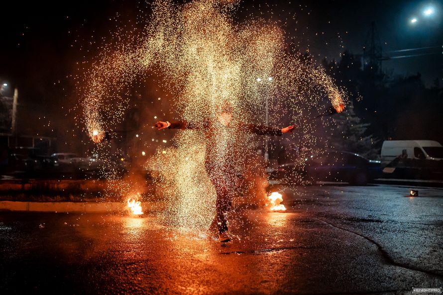 """Фото 19602218 в коллекции Фаер шоу """"Прометей"""" - """"Прометей"""" - огненное фаер-шоу"""