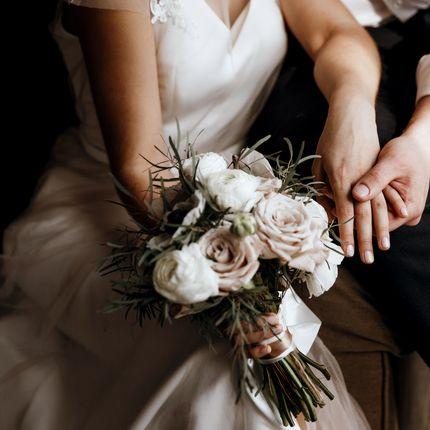 Букет невесты Гармония
