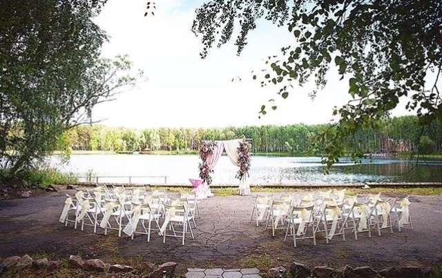 Фото 17537818 в коллекции Оформление свадеб и выездные регистрации - Твой букет - оформление торжеств