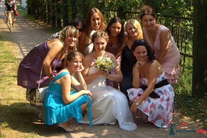 Фото 125684 в коллекции 22 июля, свадьба, пока любительские ) - Bellapupa