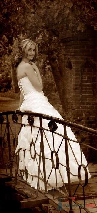 Фото 52847 в коллекции Свадебная фотосъемка в стиле ретро - Невеста01