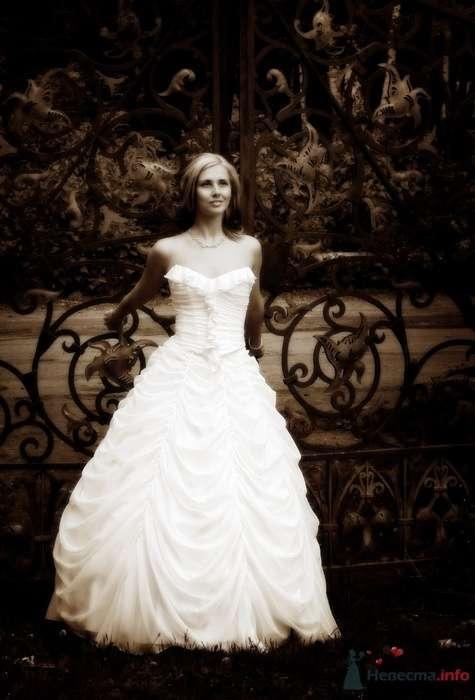 Фото 52848 в коллекции Свадебная фотосъемка в стиле ретро - Невеста01