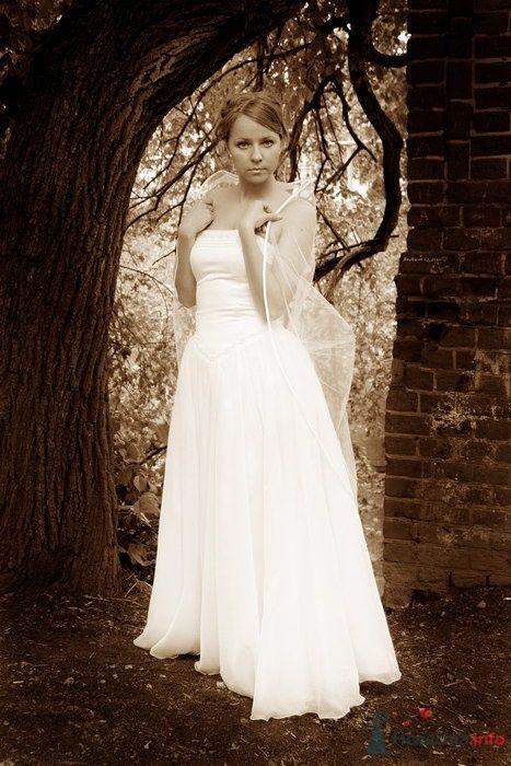 Фото 52852 в коллекции Свадебная фотосъемка в стиле ретро - Невеста01