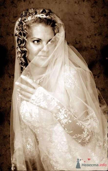 Фото 52859 в коллекции Свадебная фотосъемка в стиле ретро - Невеста01