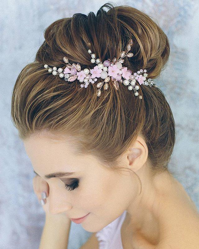 Украшение в волосы - фото 17548960 Екатерина Захарова - украшения для волос