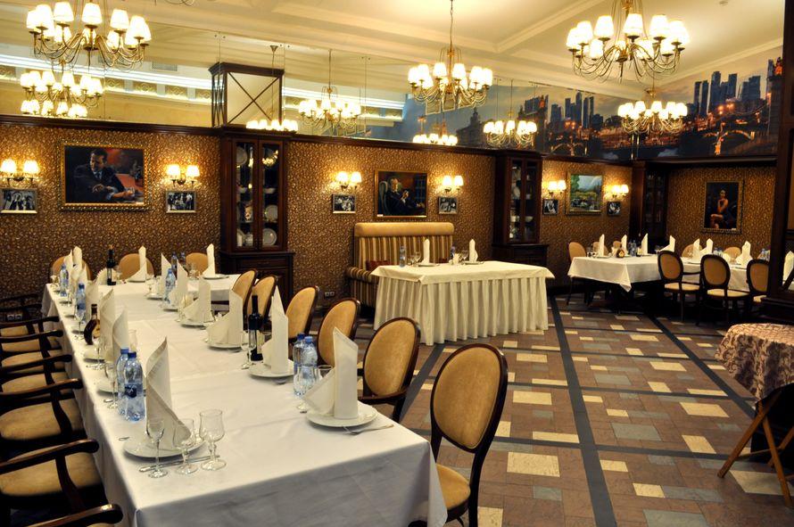 Фото 17570856 в коллекции Интерьер ресторана - Ресторан Центральный