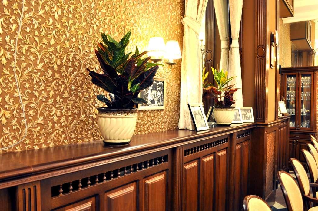 Фото 17571202 в коллекции Интерьер ресторана - Ресторан Центральный