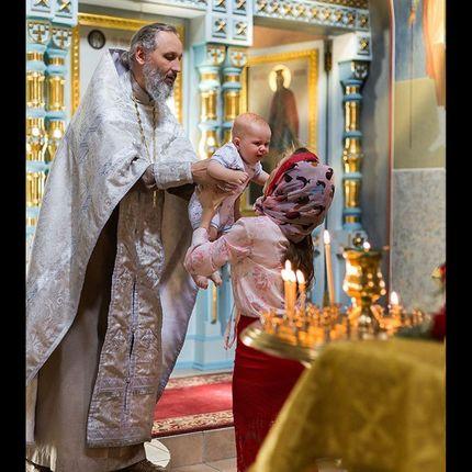 Фотосессия крещение детей, 1 час