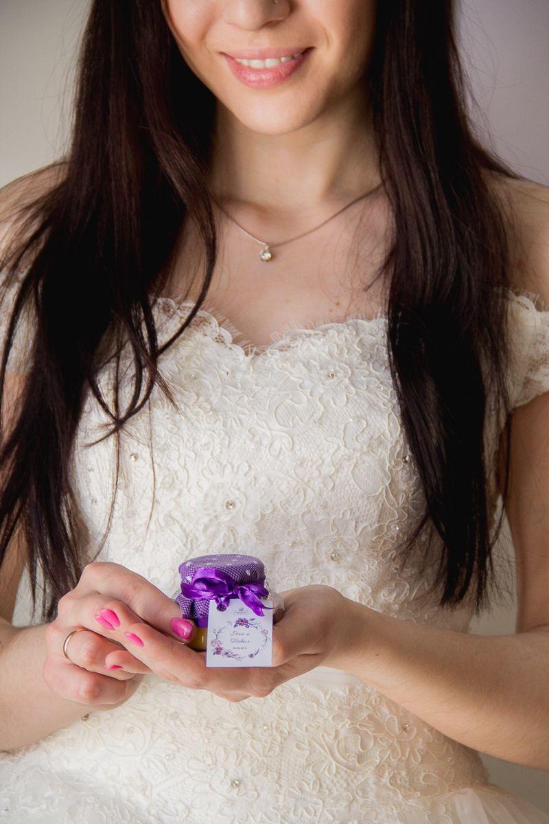 Фото 17609354 в коллекции Свадебные комплименты - Медовница - подарки гостям